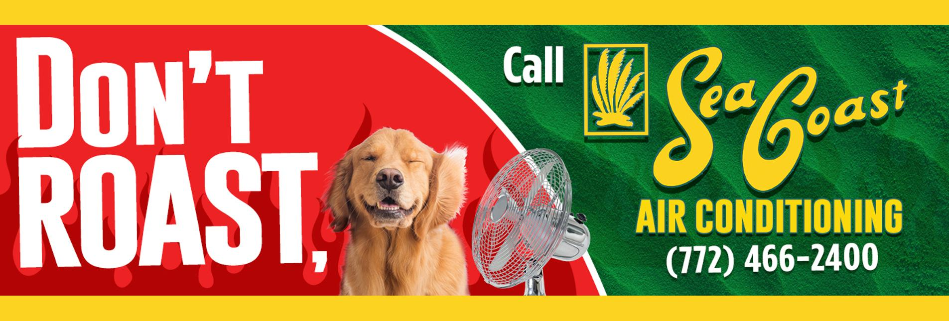 Call Sea Coast Air Conditioning Fort Pierce FL